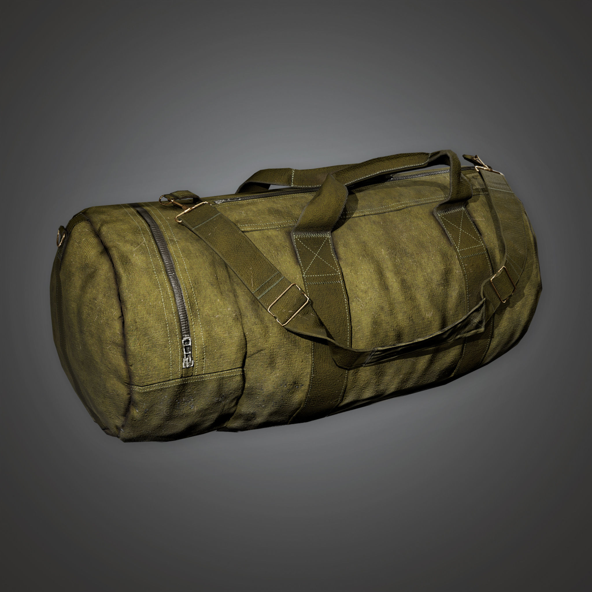 MLT - Military Backpack 01 - PBR Game Ready