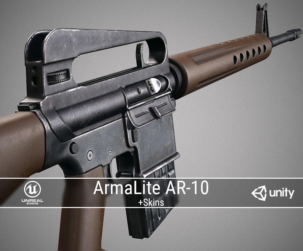 PBR ArmaLite AR-10