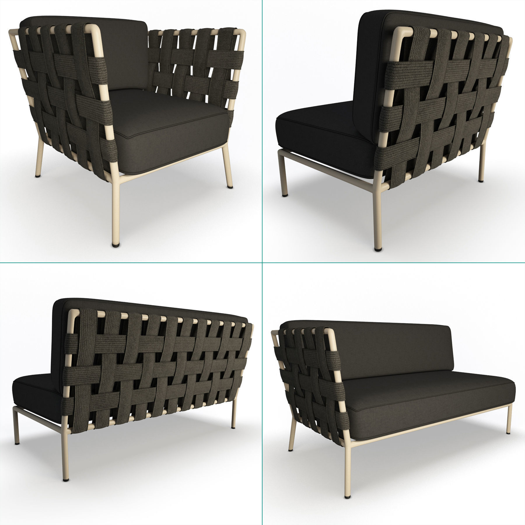 Conic Furniture Collection Cane-Line