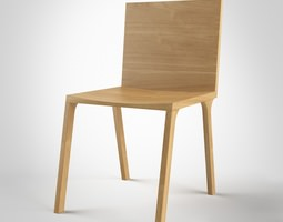 3D model Mia Chair by GAEAforms