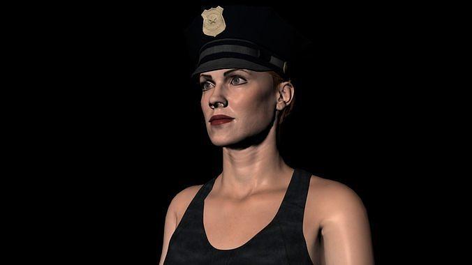 Maria a cop