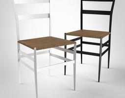 3d superleggera chair