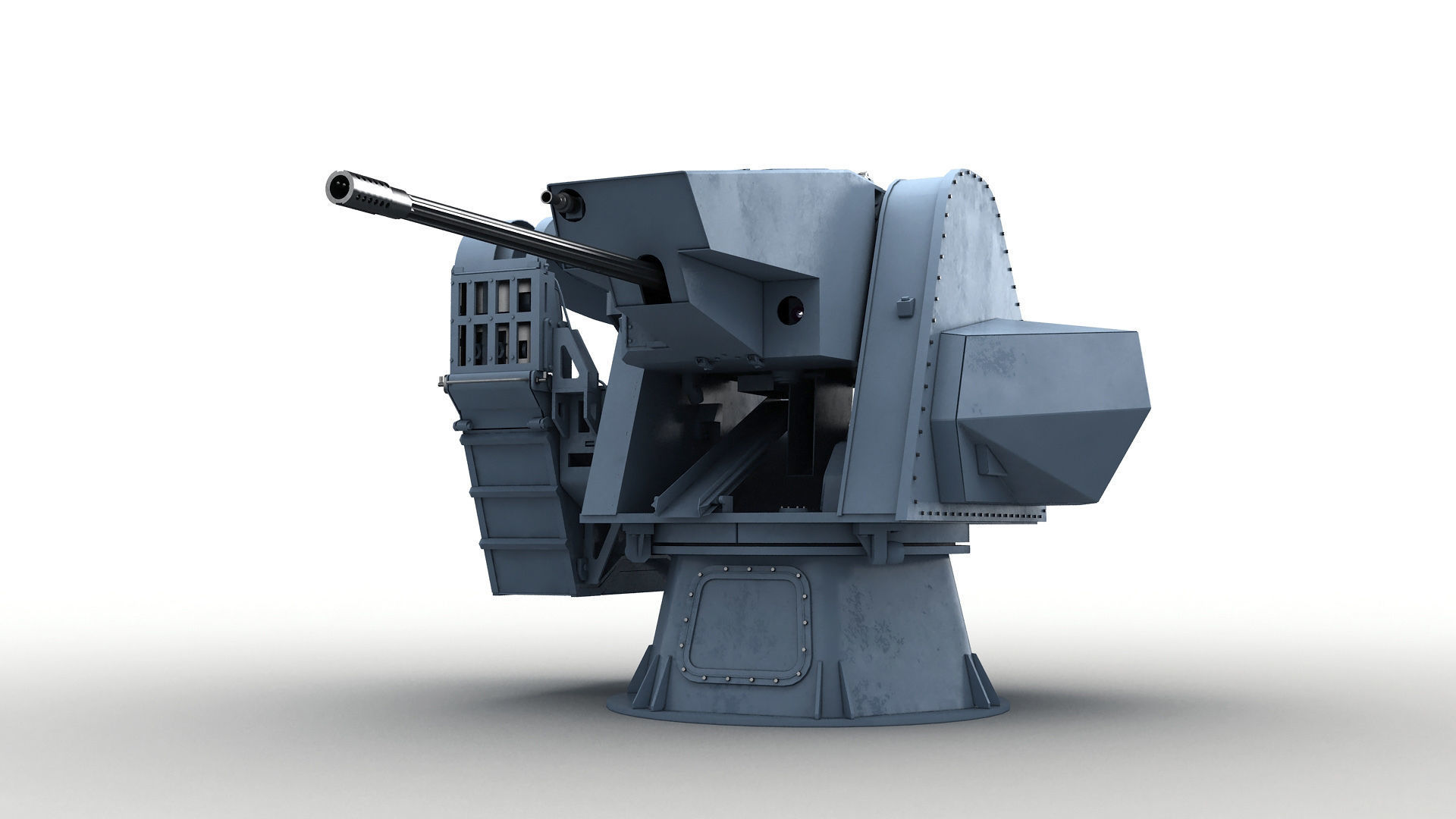Modern Naval Turret