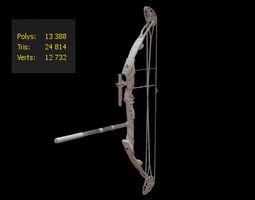 3D model SportBow