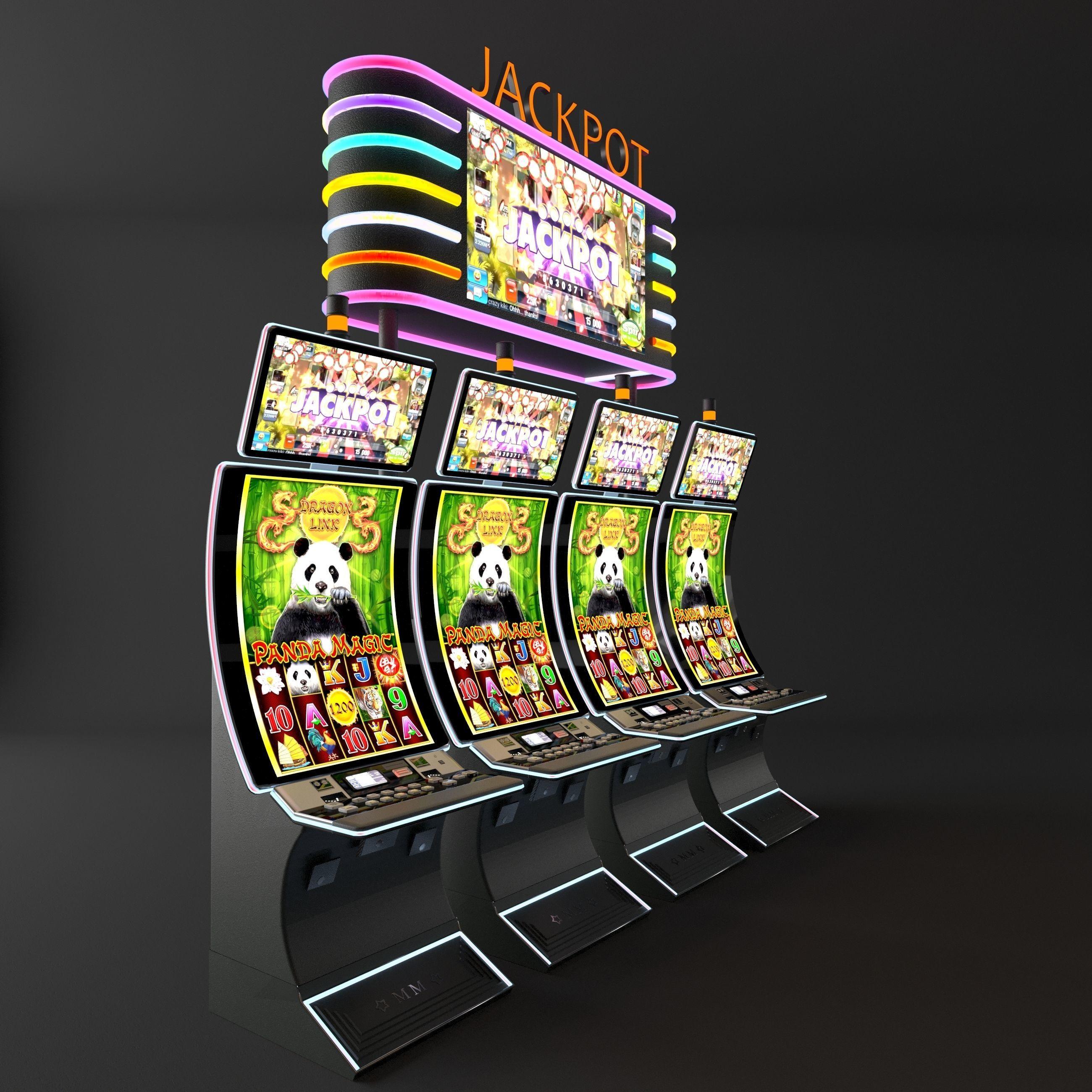 curve casino slot machine
