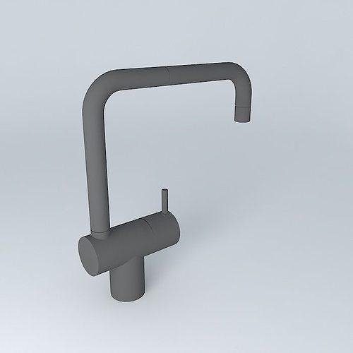 vola kv1 3d cgtrader. Black Bedroom Furniture Sets. Home Design Ideas