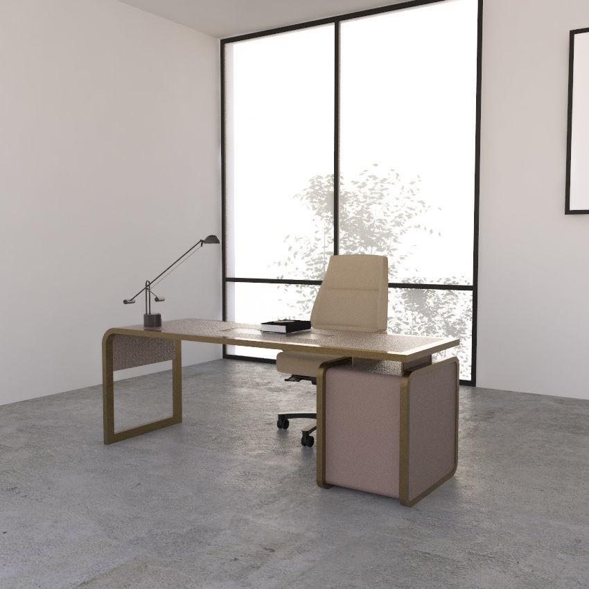 Office Desk 04