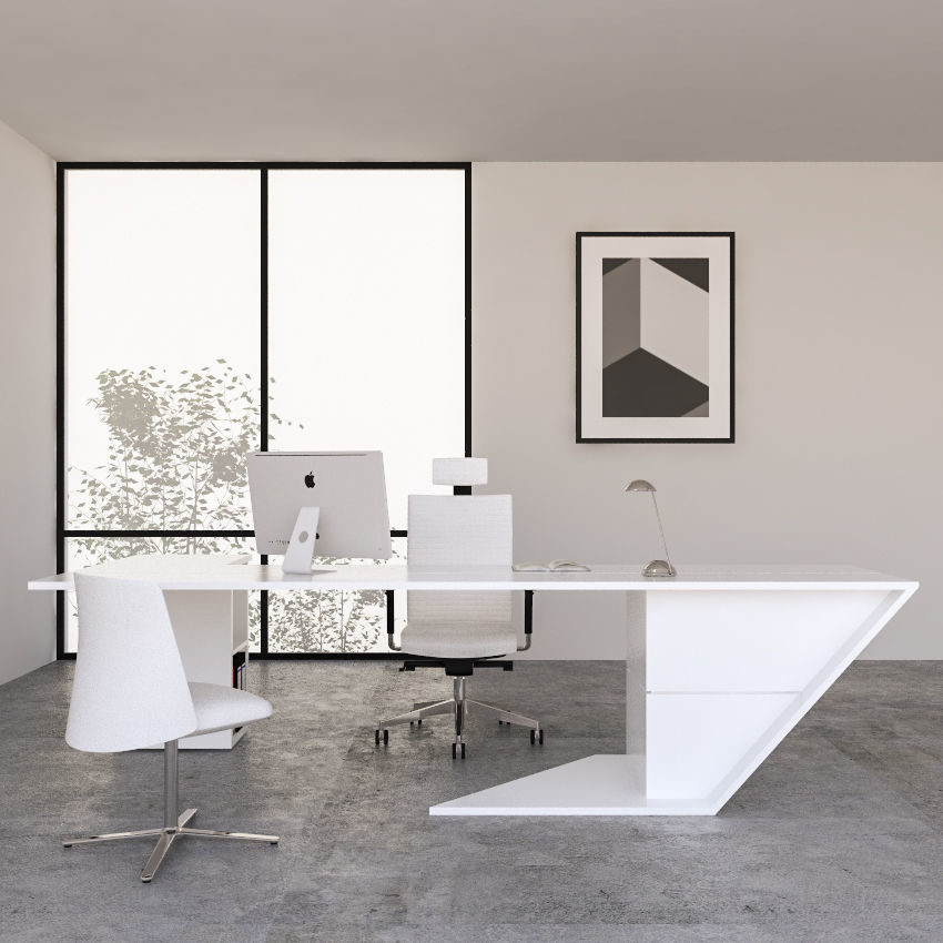 Office Desk 09