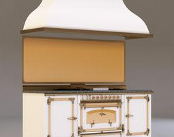 restart elg112 cooking block felix royal 3d model