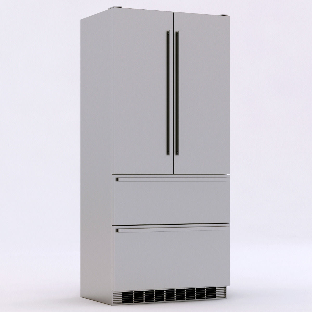 comlg 3d model frigidaire 3d model max obj fbx mtl liebherr cbnes