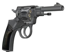 3D Nagant M1895