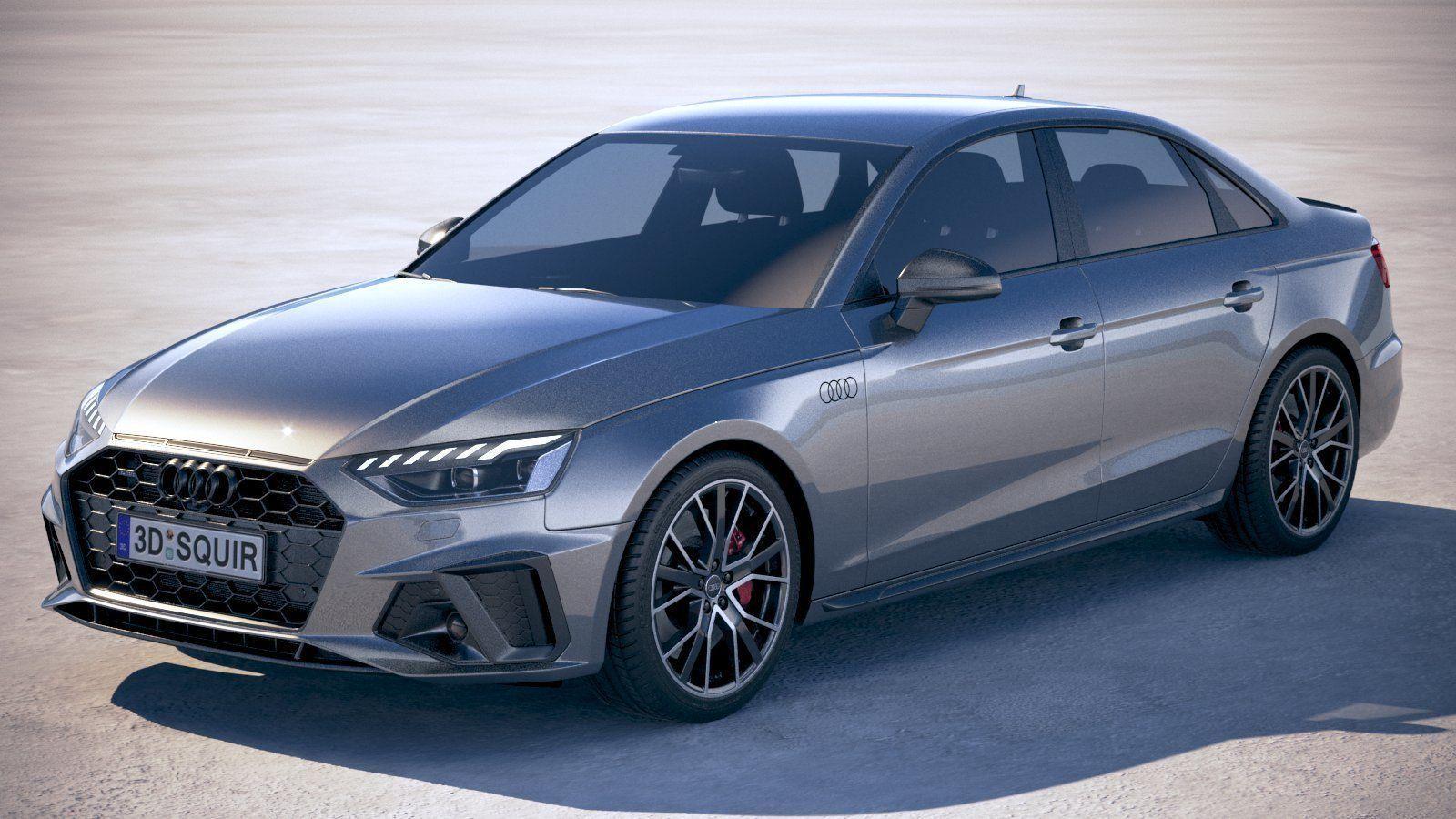 Audi A4 S-line 2020