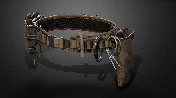 Tactical belt pack