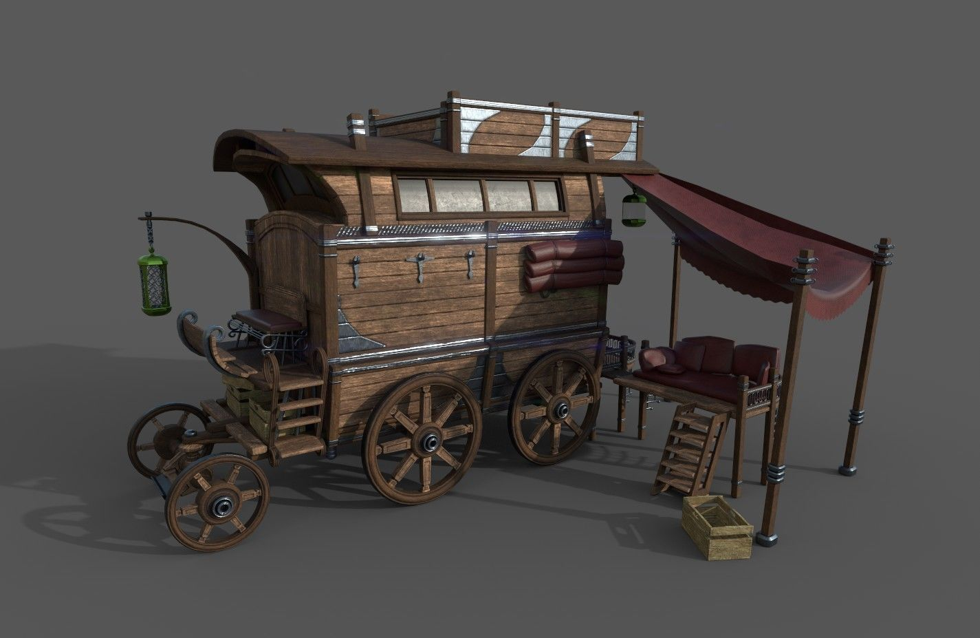 Carriage - 04