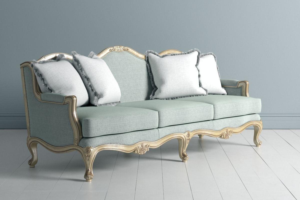 Cabriole Sofa By Walter E Smithe
