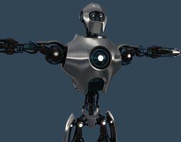 Robot RM400 3D asset