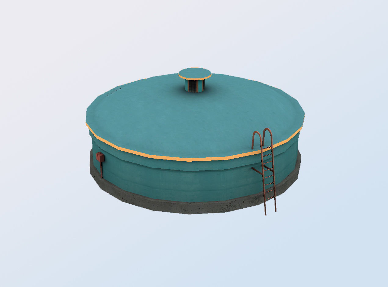 WBKK WATERTANK Kota Kinabalu