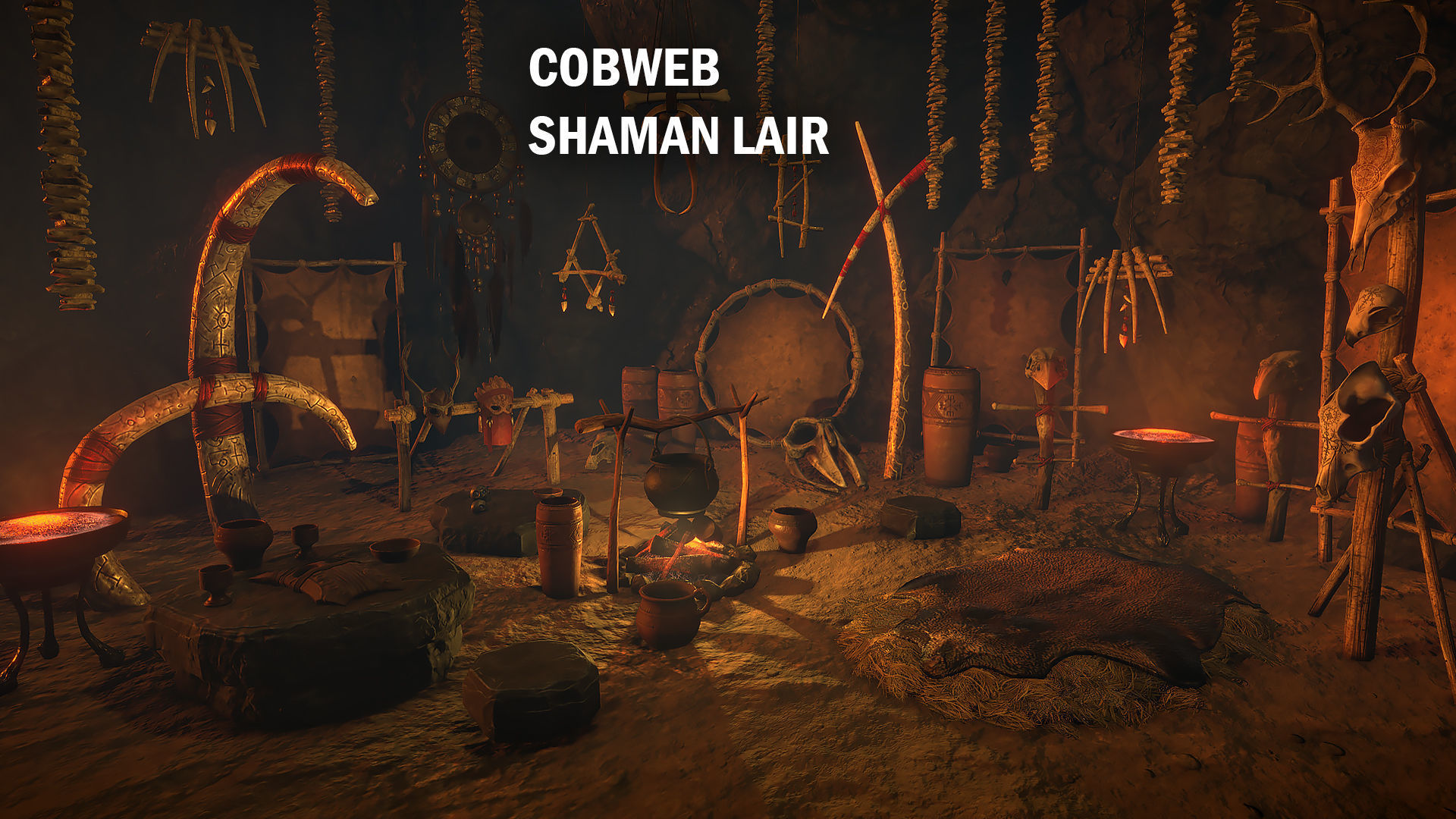 Shaman lair