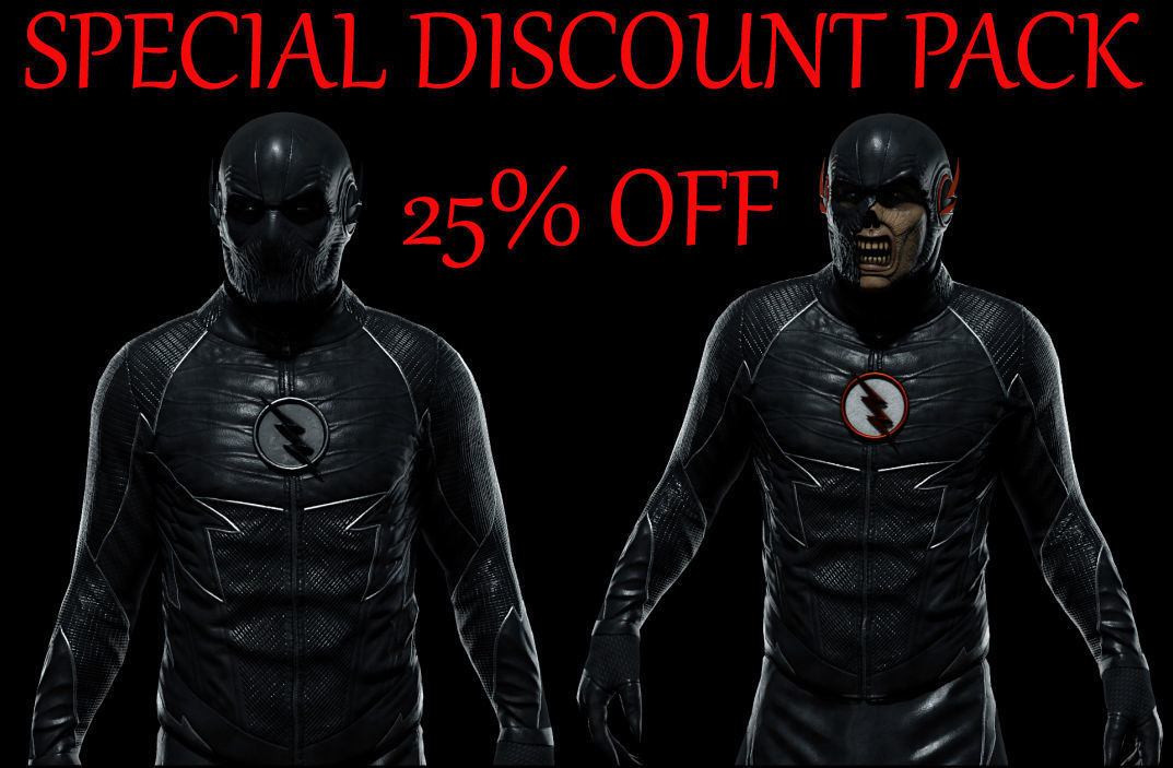 Zoom and Black Flash