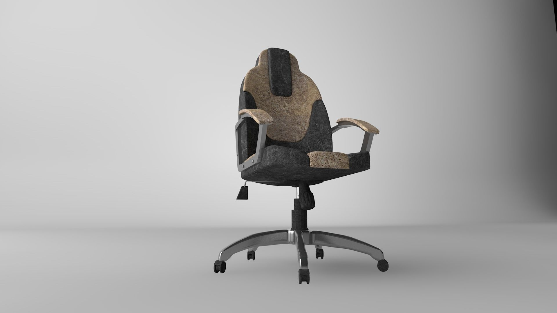 Game Chairs And Computer Chairs 3d Model