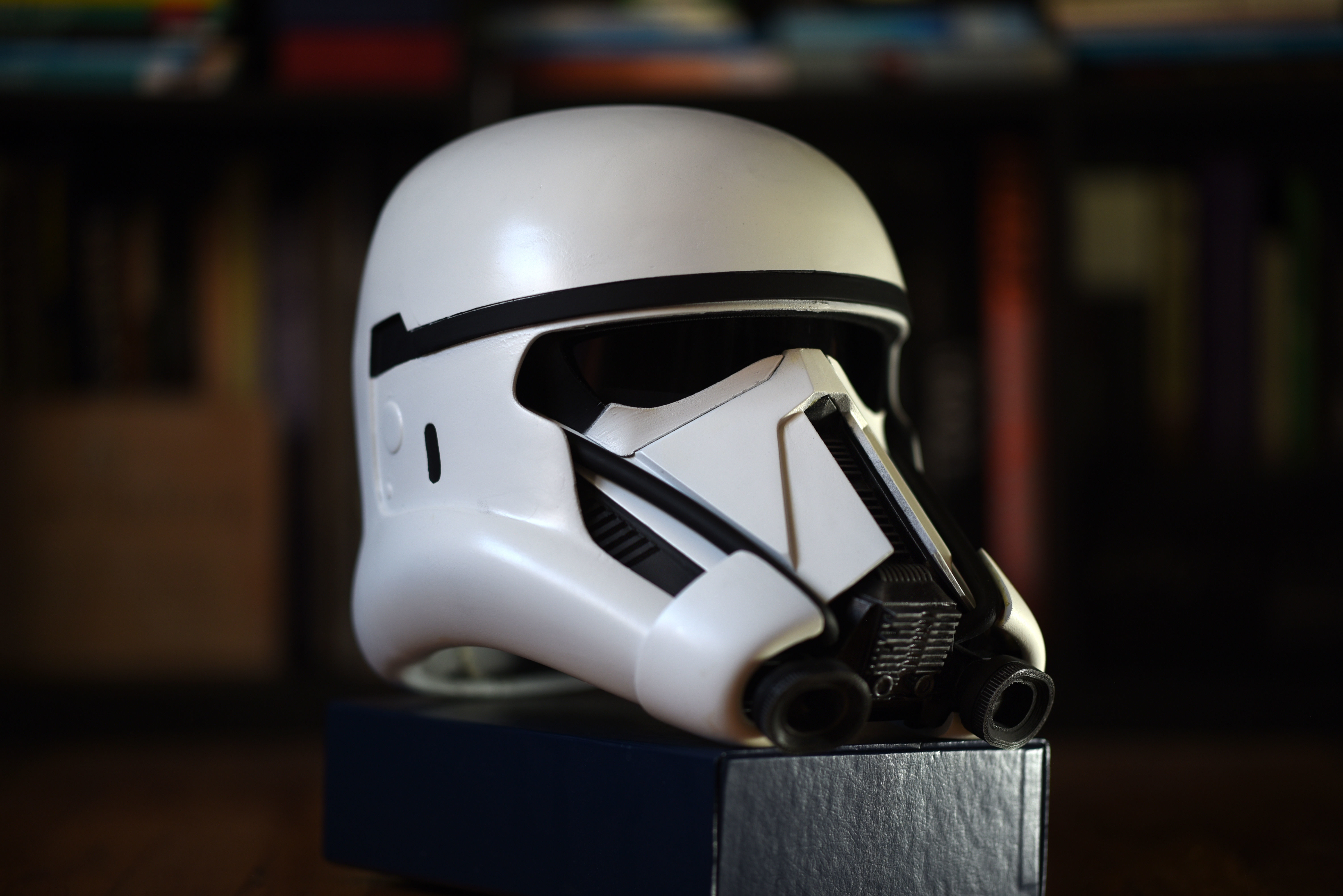 Death Trooper helmet V2 - Free for who previously bought V1