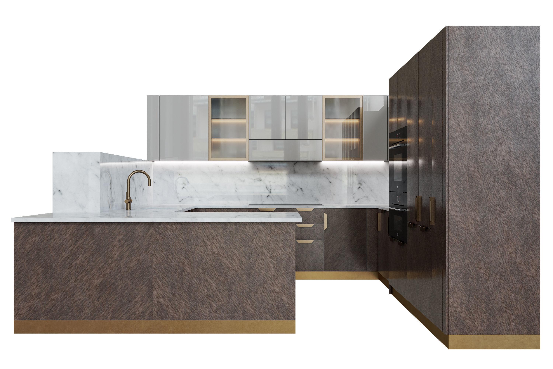 TM Italia Cucine D90 | 3D model