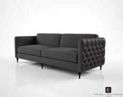 The Sofa and Chair Company Winston sofa 3D