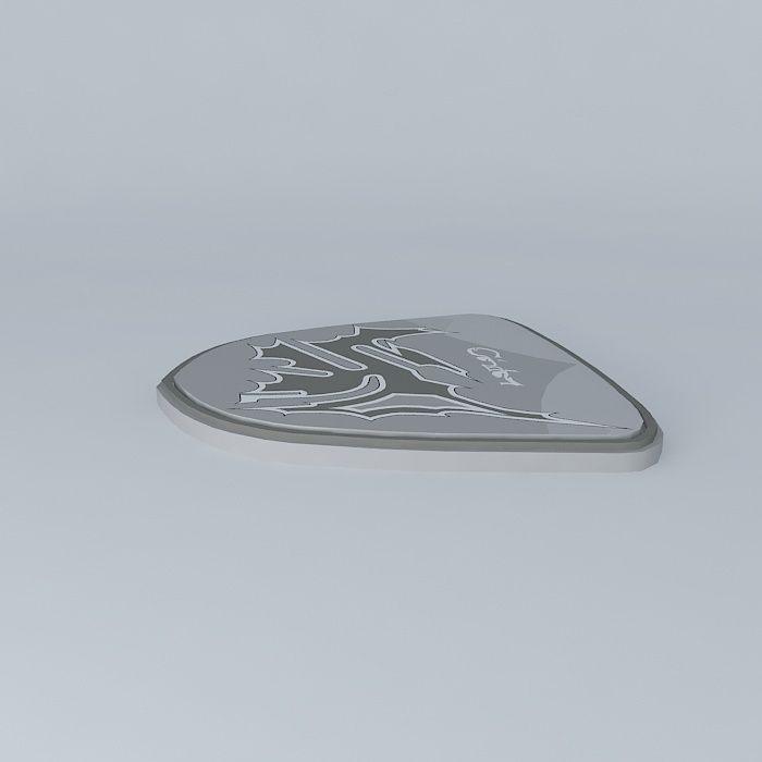 condor logo 2013 free 3d model max obj 3ds fbx stl dae