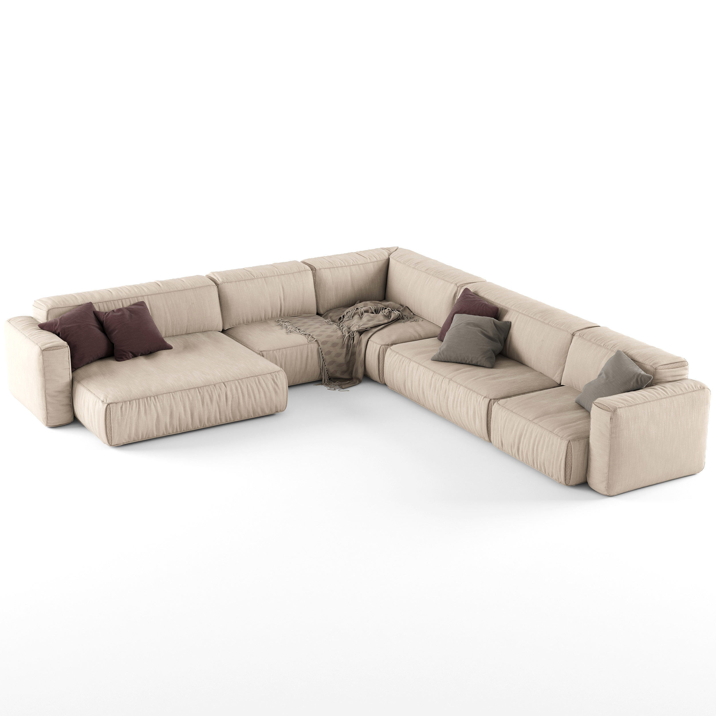 Koo International SOFT Sofa 4