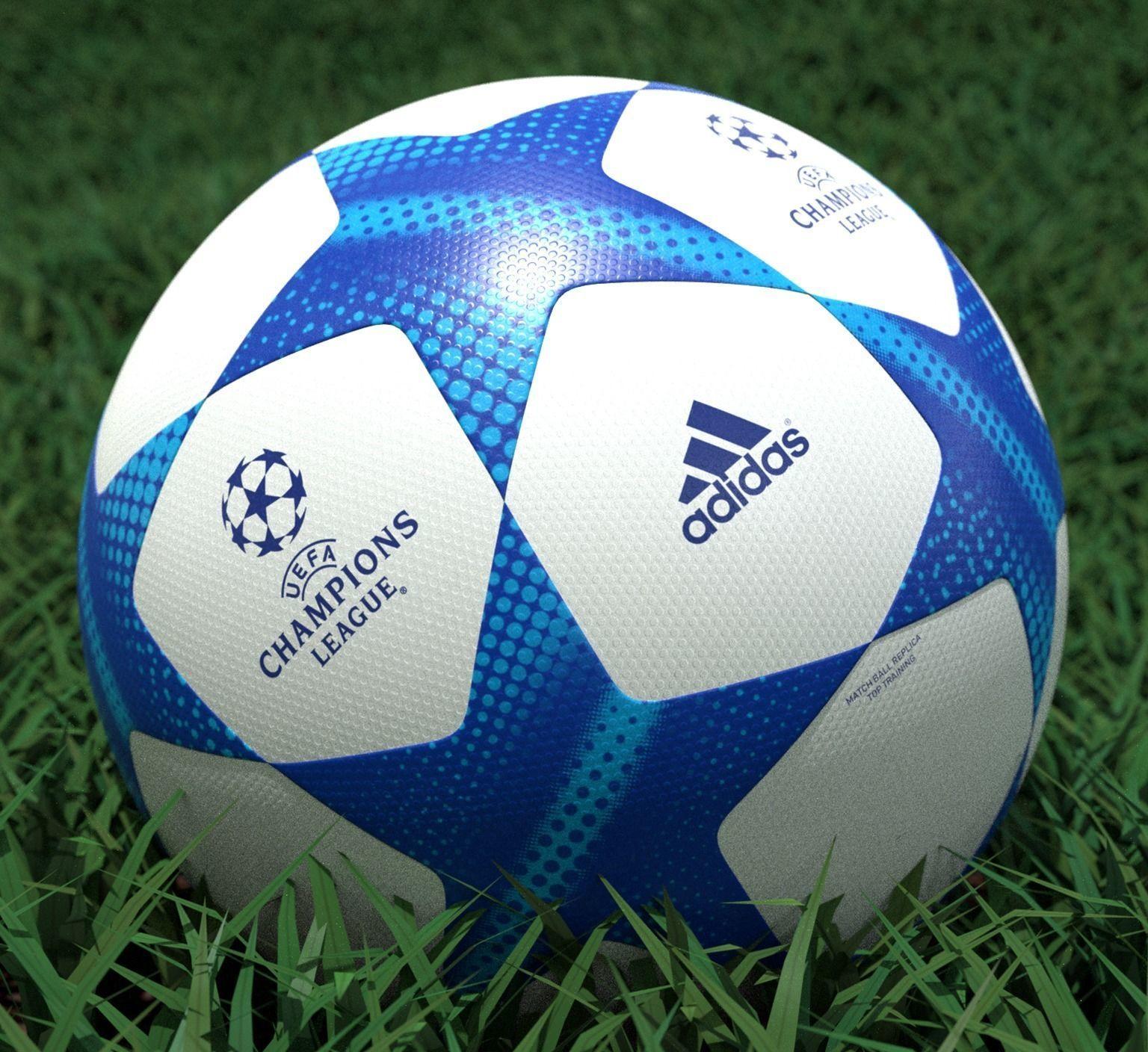 adidas uefa champions league soccer ball 3d model adidas uefa champions league soccer ball 3d model