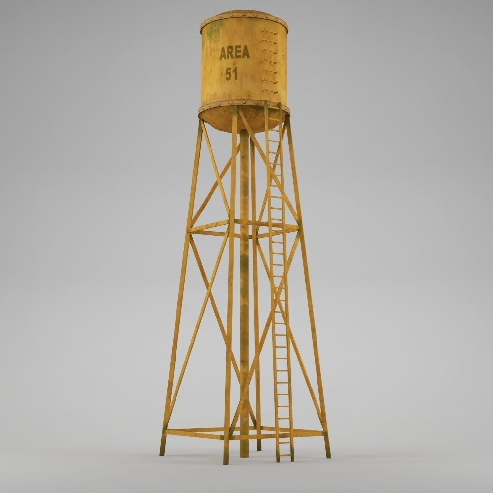 Water tower 01