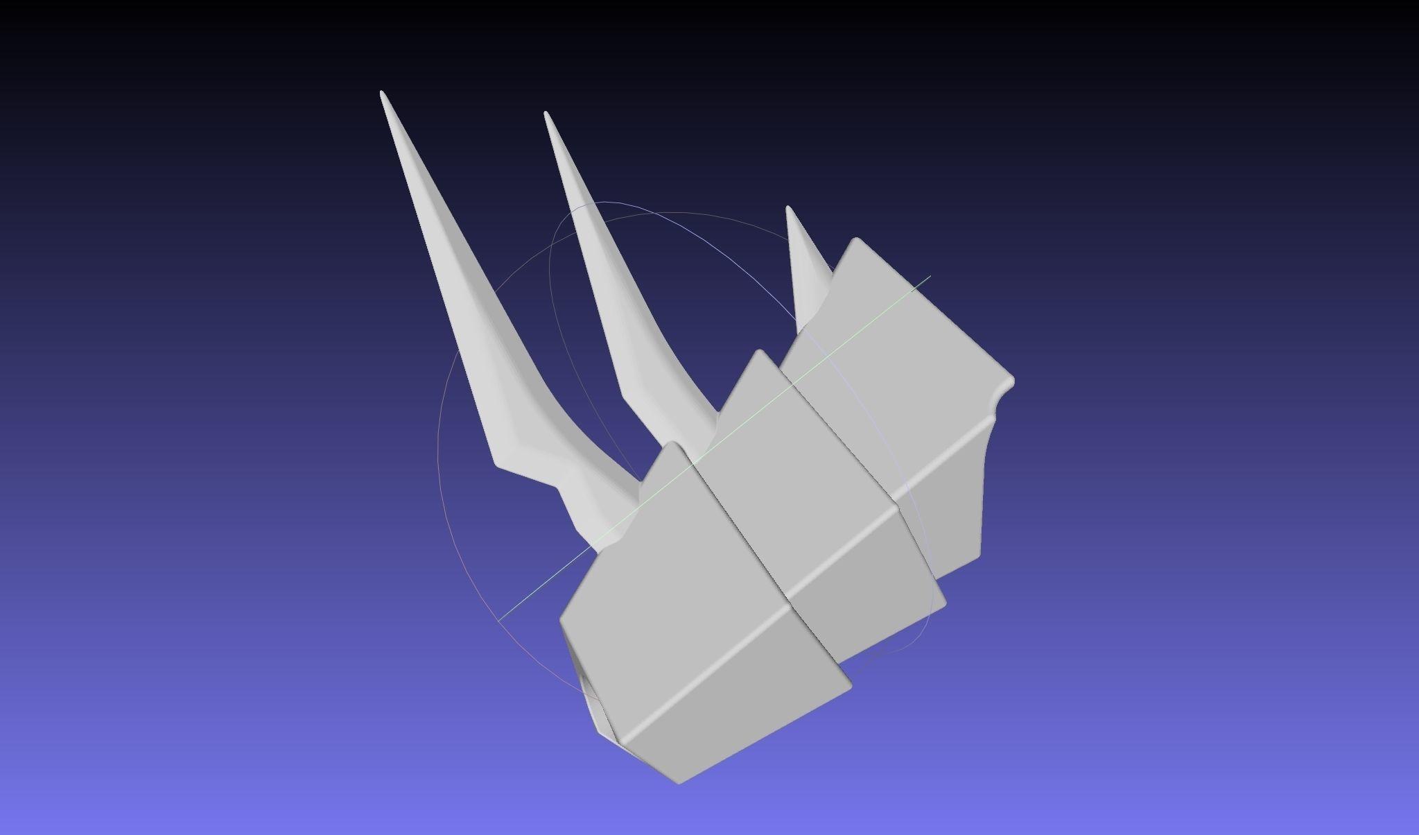 Shield Hero Curse Armor Upper Arm