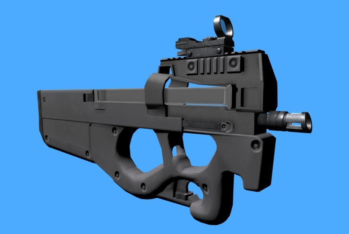 P90 MAG Controller For VR