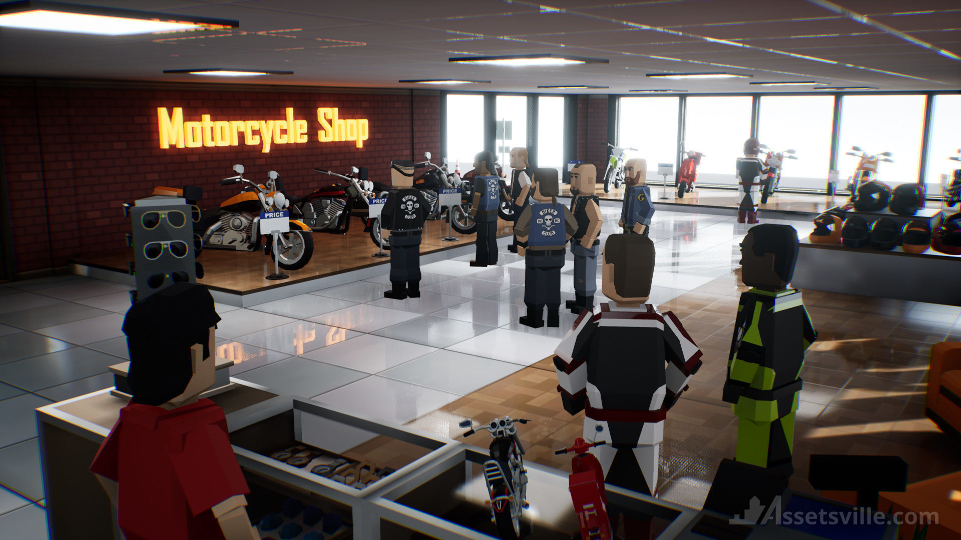 Assetsville Motorcycles
