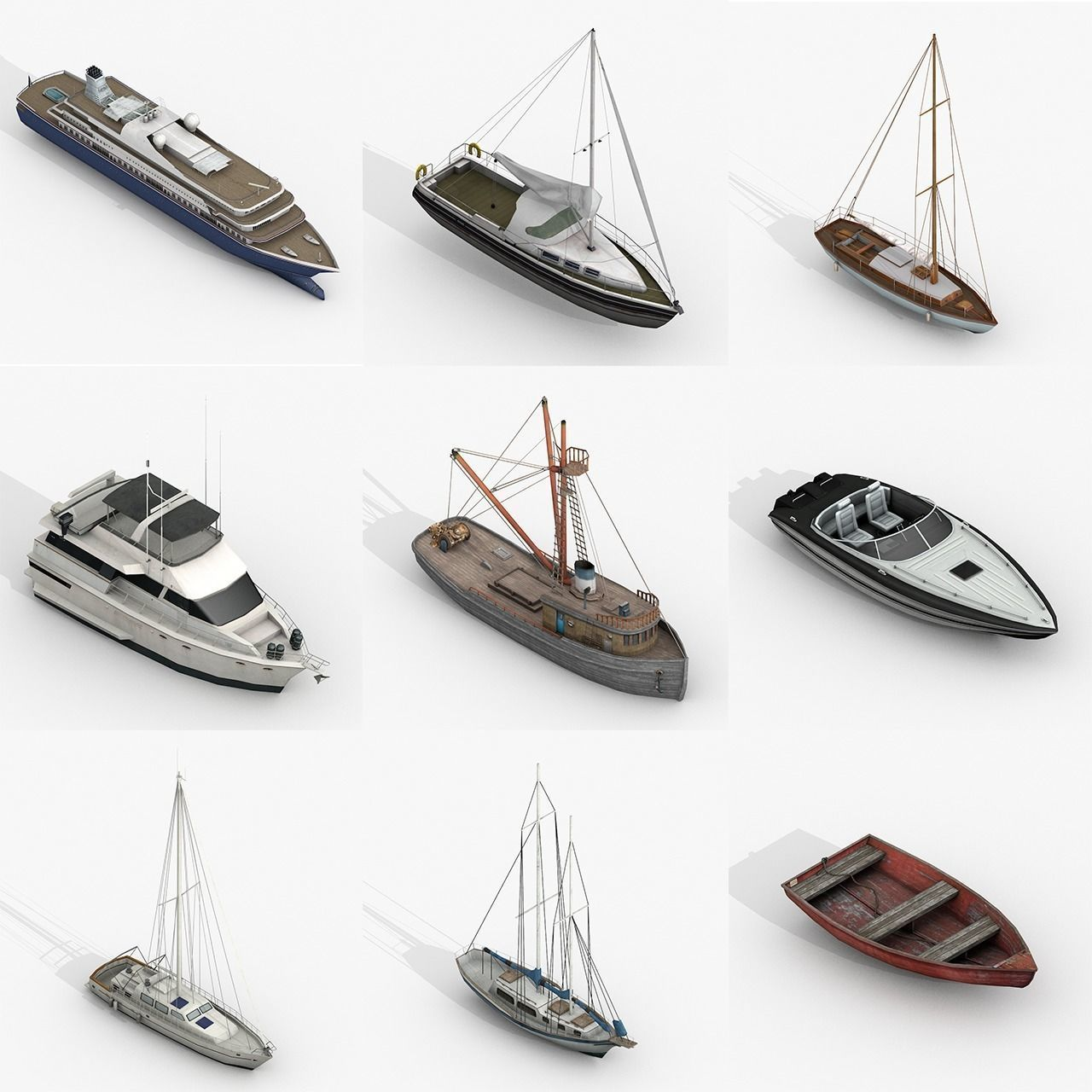 Watercraft Collections