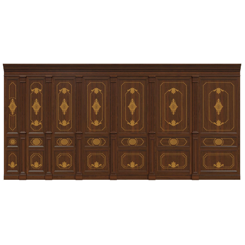 Wood panels 07