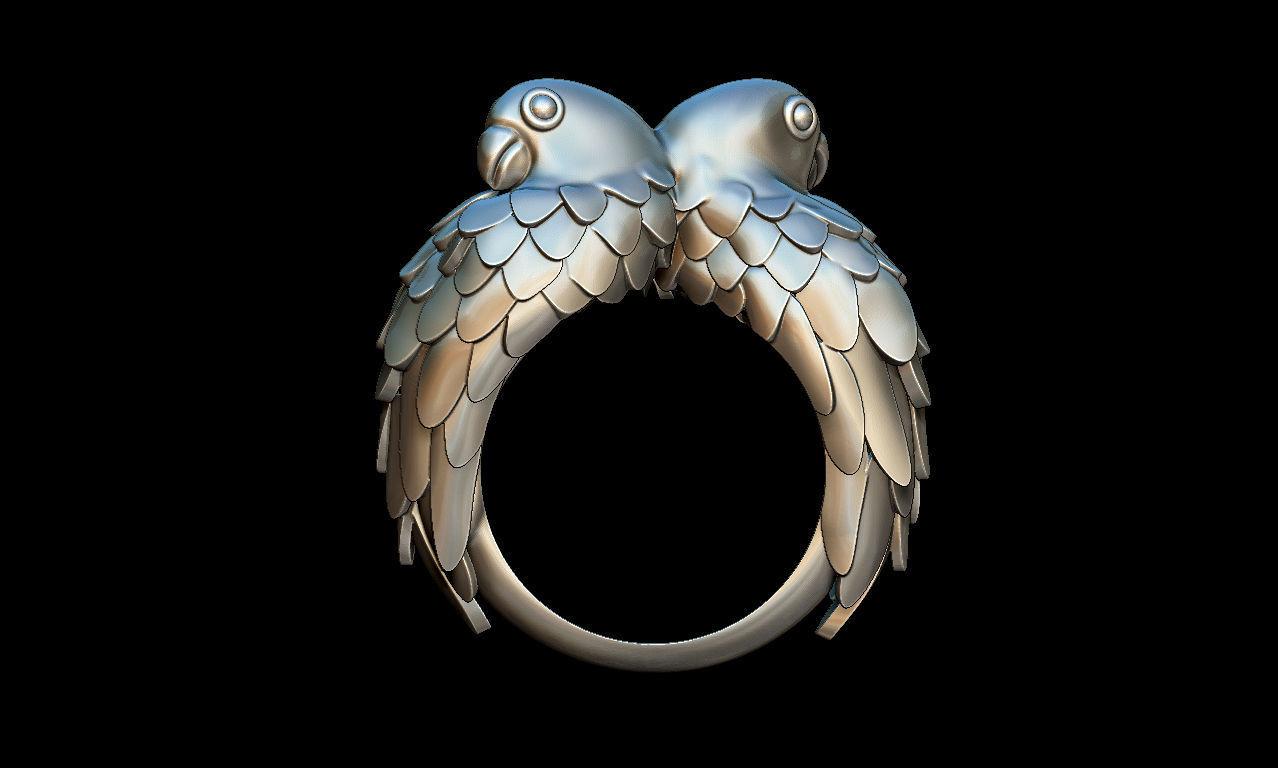 Parrots ring