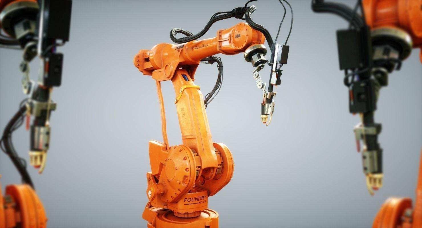 Industrial Robot IRB