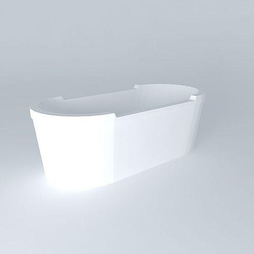 Starck bath tub