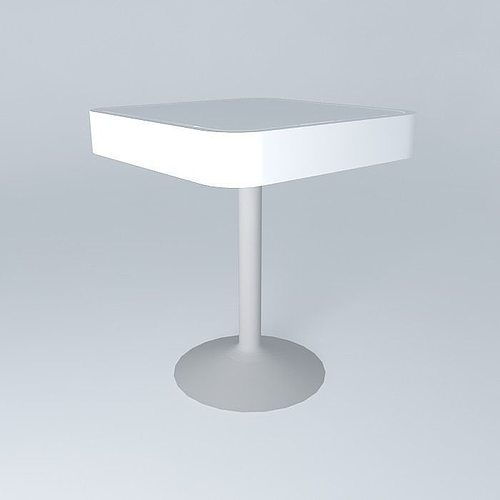 Support table design 3d model cgtrader for Table design 3d