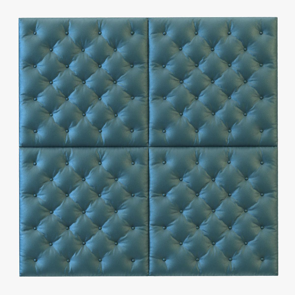 Decorative Wall Panel 3d Model Max Obj Fbx Mtl 1 ...