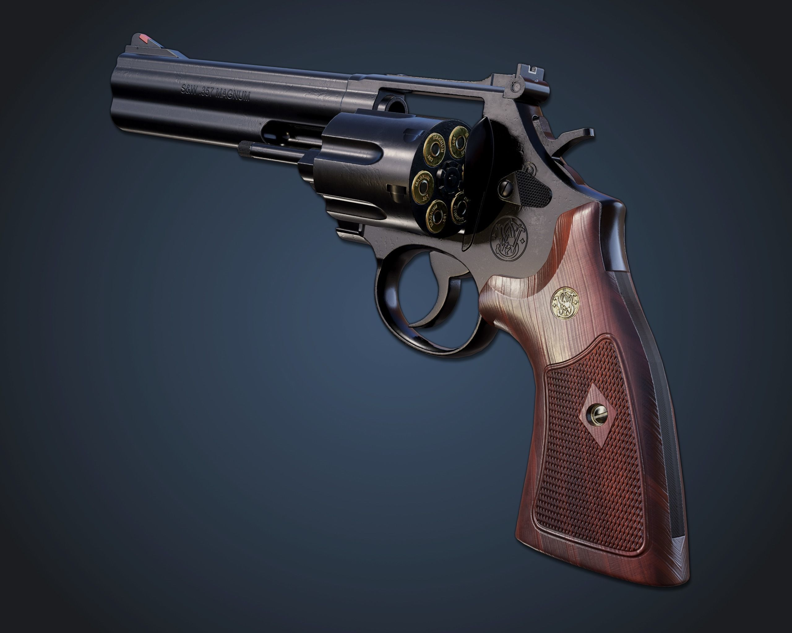 Smith and wesson 586