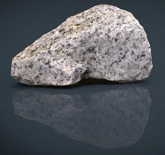 real stone 12 3d model obj mtl 3ds fbx ma mb 1