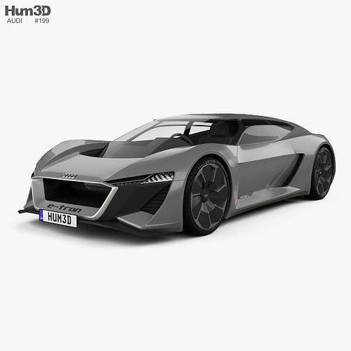 Audi PB18 e-tron 2018