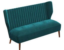 Sofa Bakairi by Brabbu 3D asset