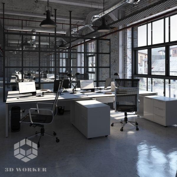 Loft Office 2