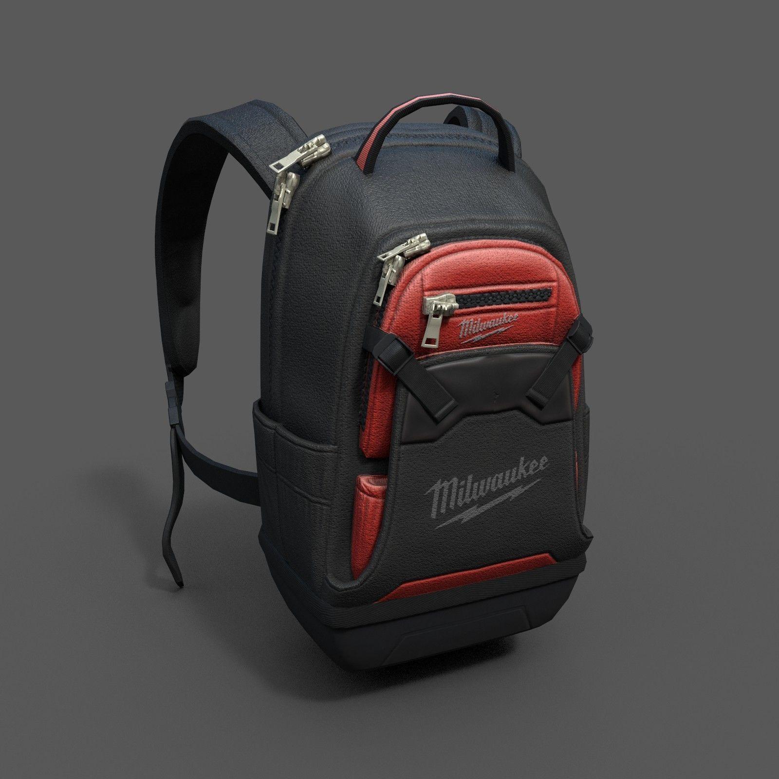 Human Backpack scifi