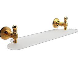 3D model Ottoman Waterside Shelf