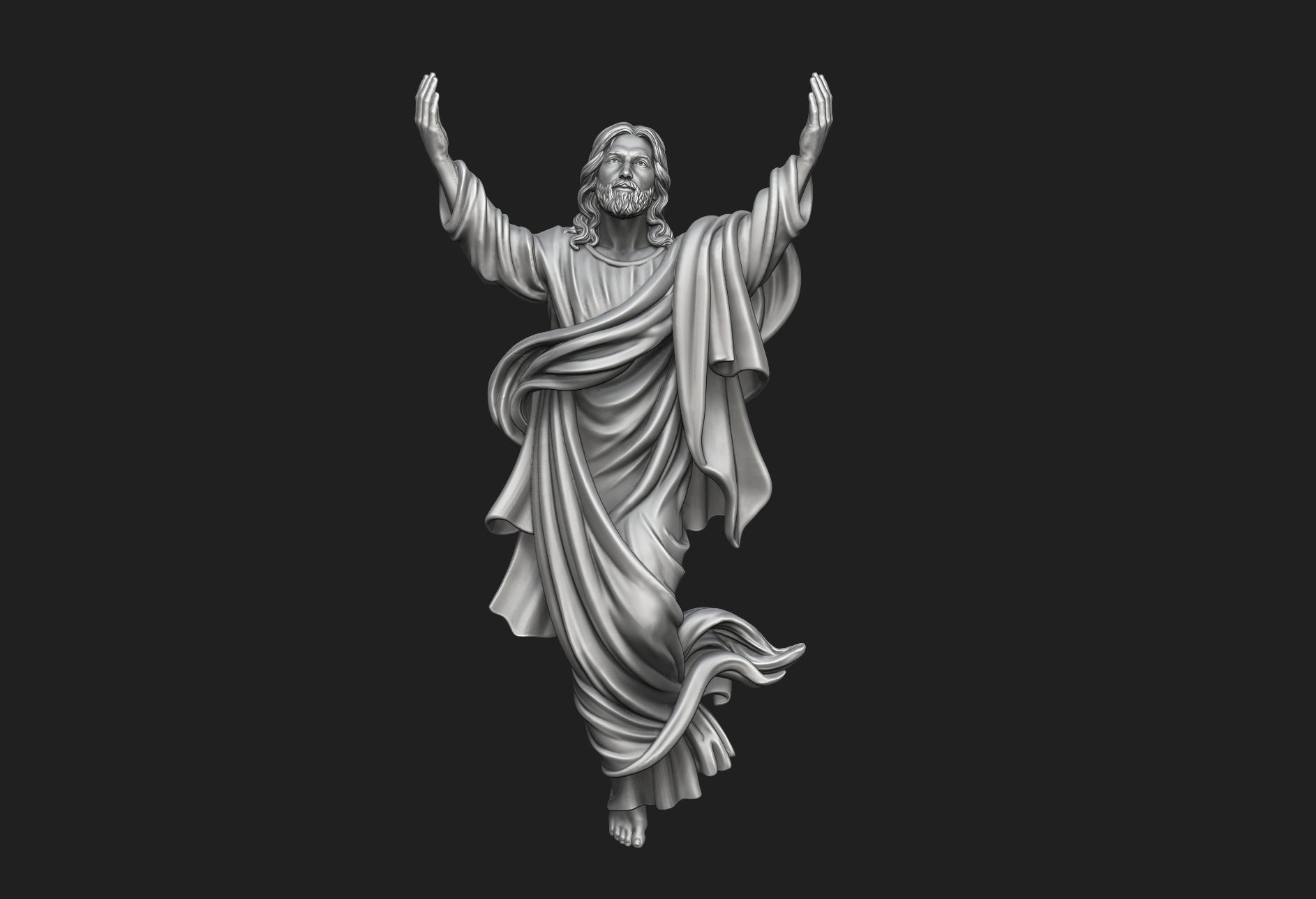 Ascension of Jesus Relief