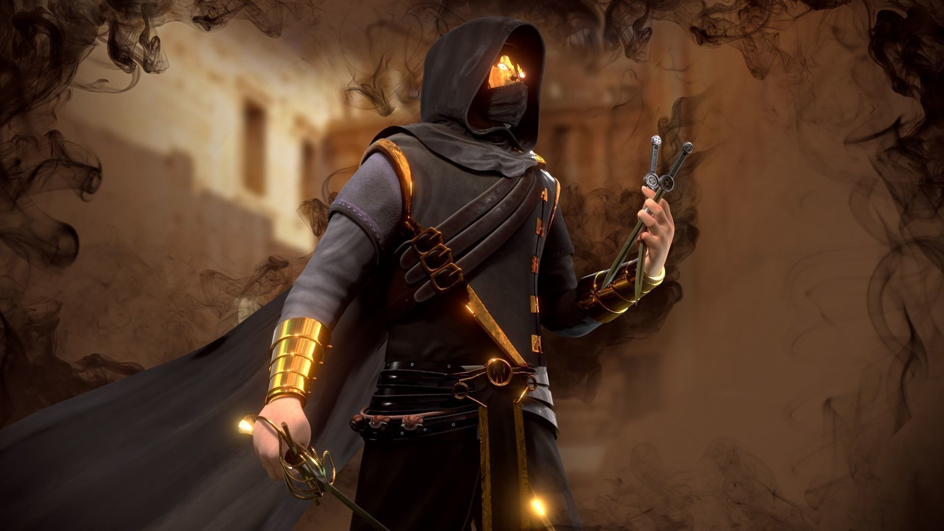 Assassin character